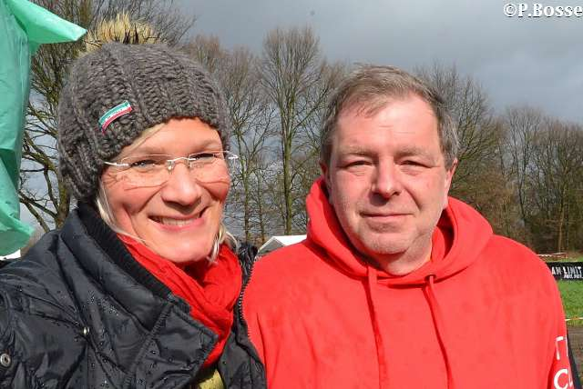Eileen Heckmann und Udo Kolanczyk