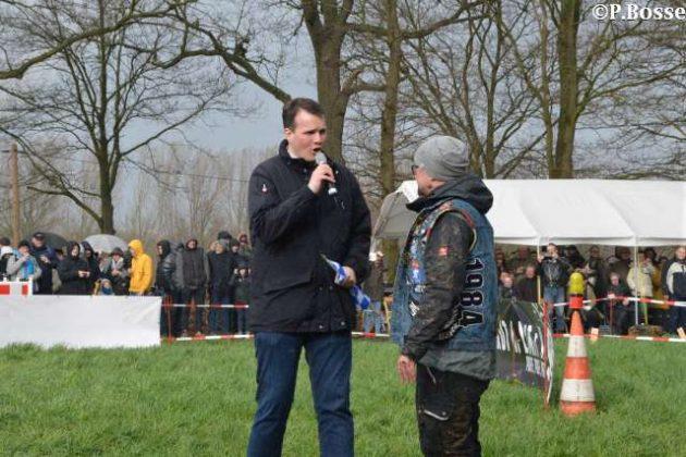 Mofarennen hinterm Maisfeld links Dorsten Hardt 2019 (