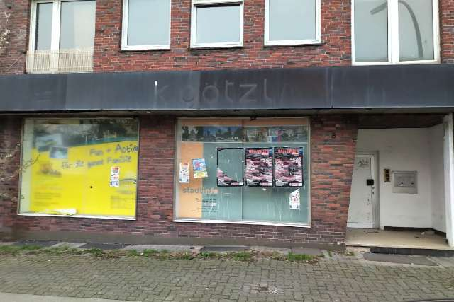 Schandfleck in Dorsten Ostwall