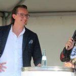 Kai Ebel bei Dorsten isst mobil 2019