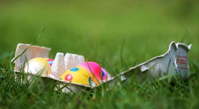 Ostern auf Pferden in Dorsten