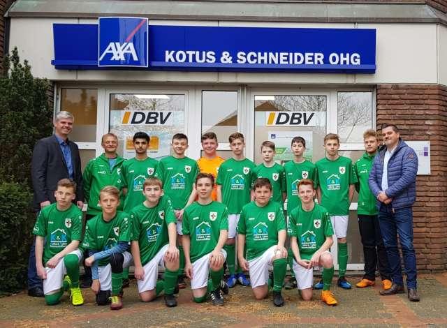 C-Junioren BVH Dorsten