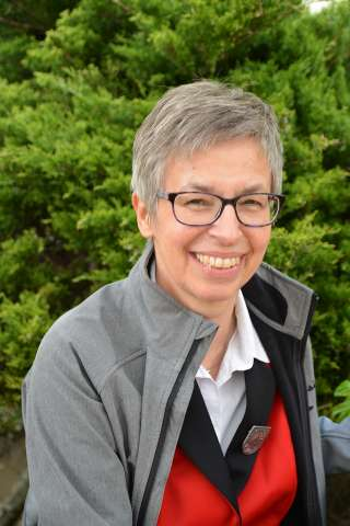 Pastoralreferentin Annegret Lewin Dorsten