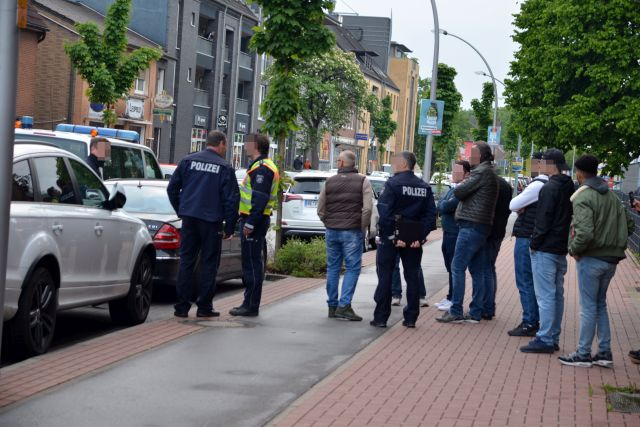 Shisha Bar Dorsten Hervest Grossrazzia Polizei Recklinghausen