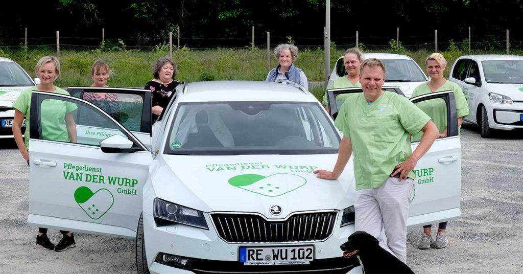 Van-der-Wurp-Team