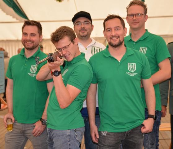 Vergleichsschießen Bäckerei Klein Imping Pokal 2019