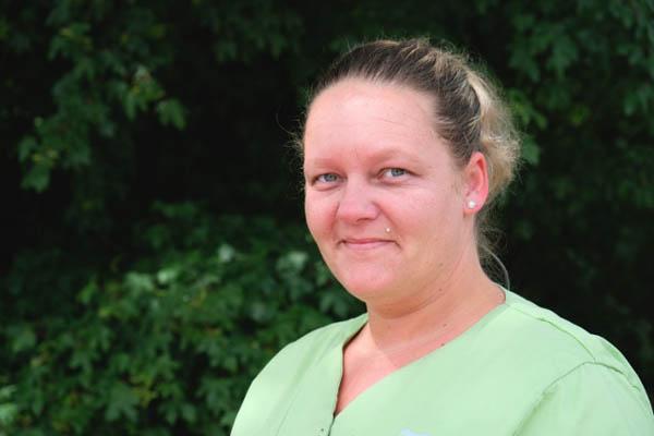 Frauke Krischock - Leitung Hauswirtschaft