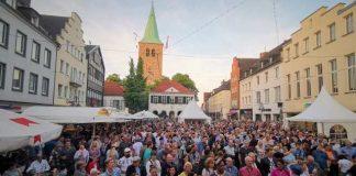Altstadtfest Dorsten 2019 livemusik