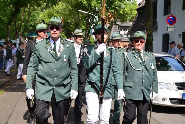 Große Parade Schützenfest 2019 Holsterhausen 53