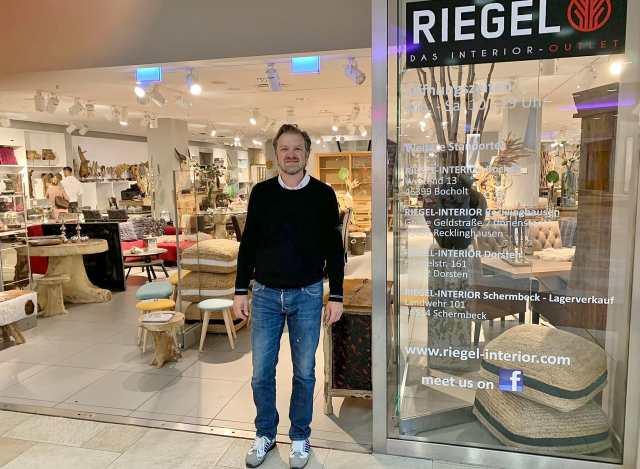 Riegel Interior Neueröffnung In Duisburger Königsgalerie Dorsten