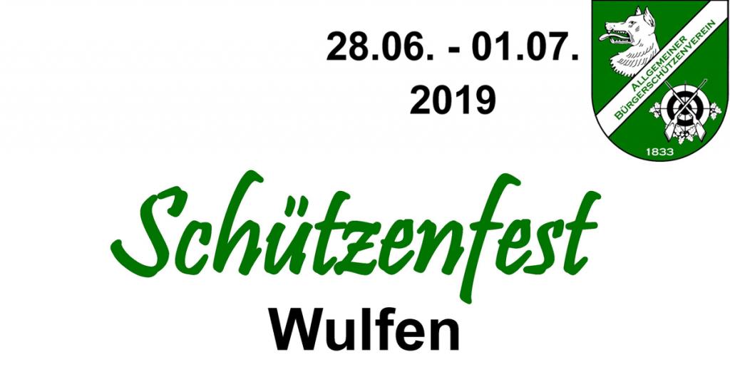 Schützenfest-Wulfen