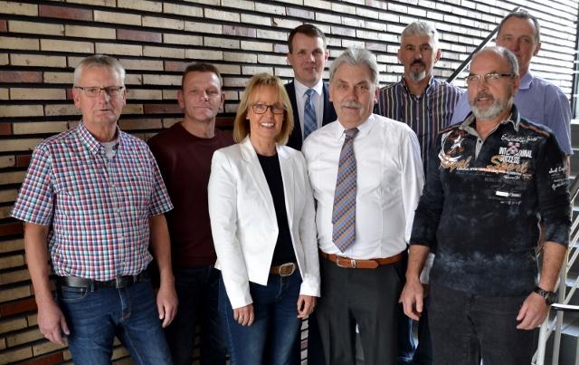 Verabschiedungen und Dienstjubiläen Stadt Dorsten