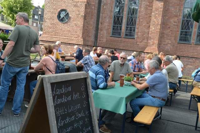 Fassanstich Bierbörse Dorsten 2019