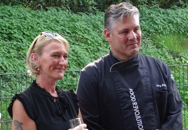 Jessica Bücker und Jörg