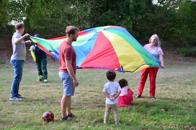 Picknick der Kulturen Dorsten Bürgerpark