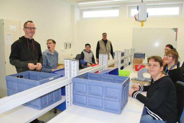 Werkstätten Diakonie in Lembeck Eröffnung