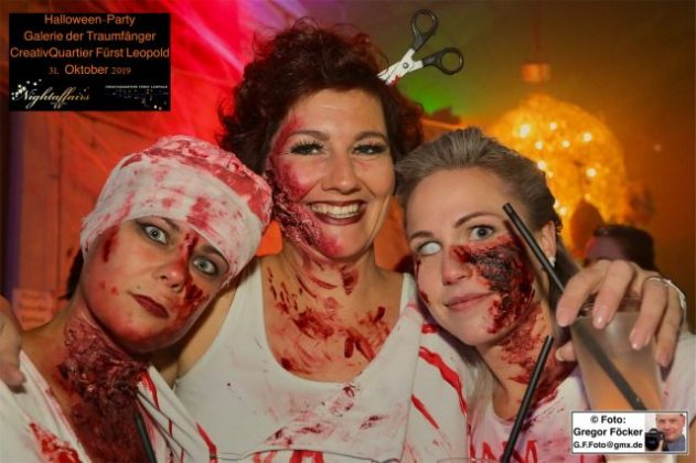 Halloween Dorsten Creativ Quartier 2019
