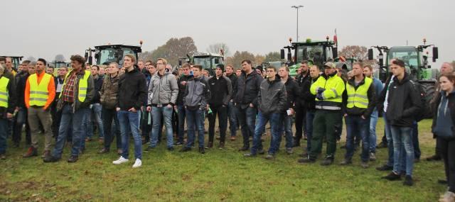 Landwirte aus dem Kreis Borken
