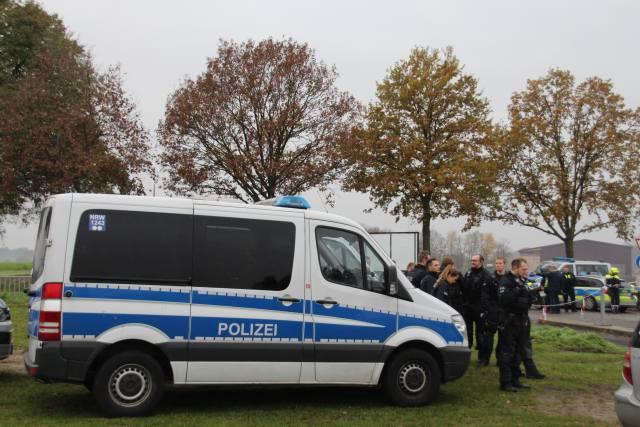 Treckerkonvoi Bauerndemo Kirchhellen 2019