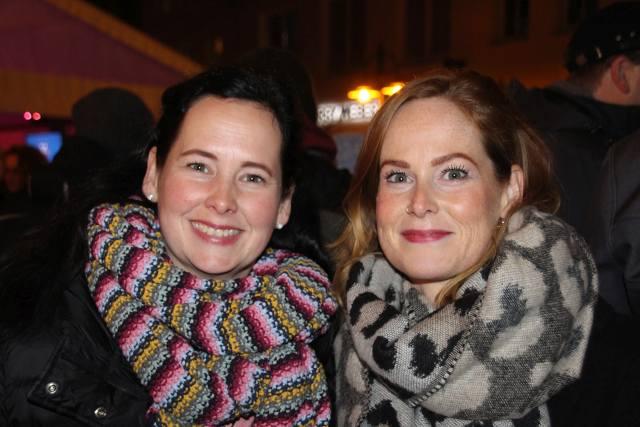 Ramona Heppner und Daniela Heidenheim