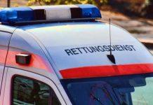 Rettungsdienst-Krankenwagen