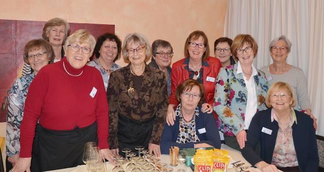Frauenteam von St. Marien Kulturkreis