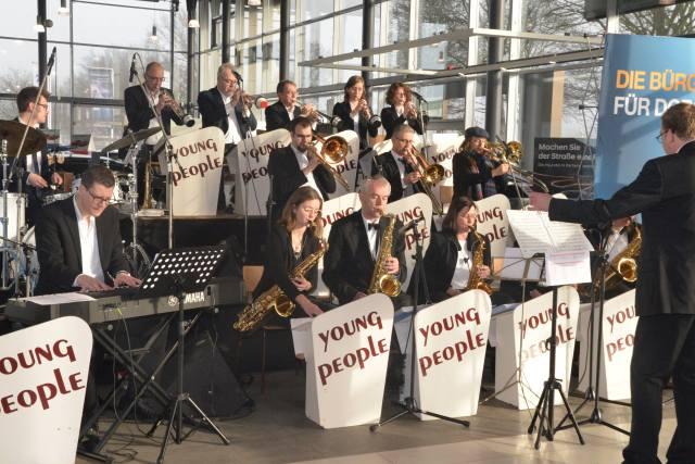 Young people band