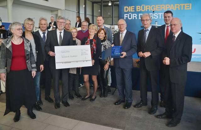 Ehrenamtspreis 2020 Dorsten Idennfabrik