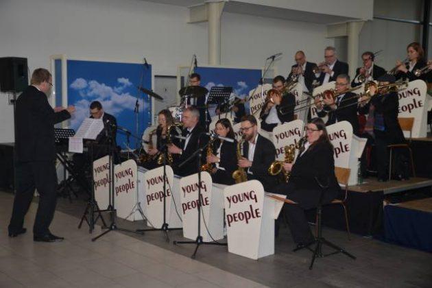Young People Band neujahrsempfang Dorsten