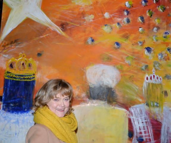 Dorstener Künstlerin Regina Schumachers