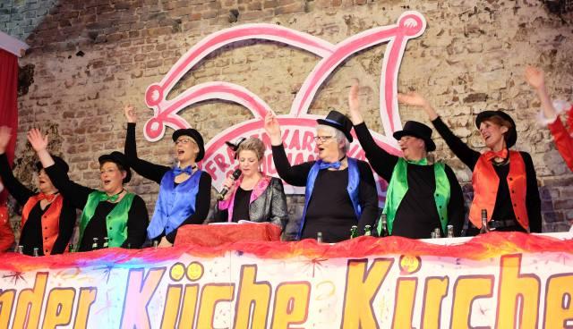 Frauenkarneval St Johannes Dorsten 2020