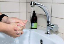 Händewaschen beim Coronavirus