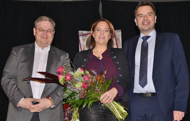 Jennifer Schug SPD Dorsten Bürgermeisterkandidatin