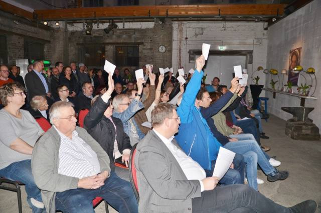 Jennifer Schug SPD Dorsten Bürgermeisterkandidatin nominiert