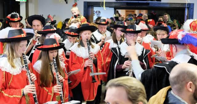 Kinderkarneval Holsterhausen 2020
