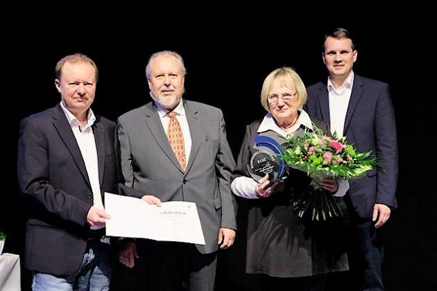Ehrenpreis 2019 für Rita Gaedeke aus Lembeck