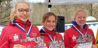Deutsche Meisterschaft Crosslauf 2020 theresa