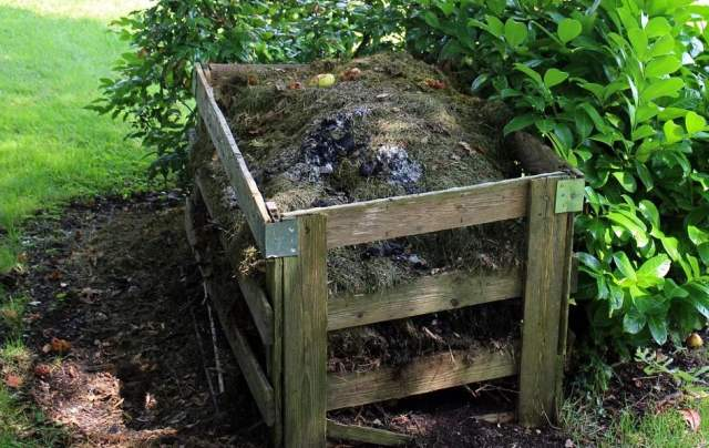 Gartenabfälle Coronakrise