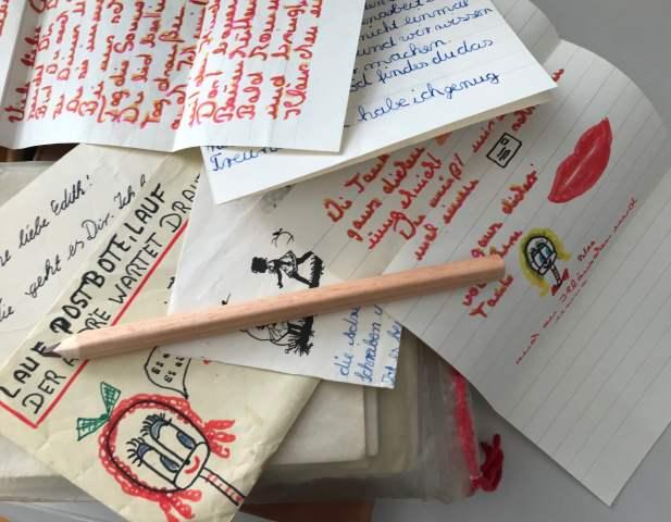 Corona-Briefe schreiben Altenheim Dorsten