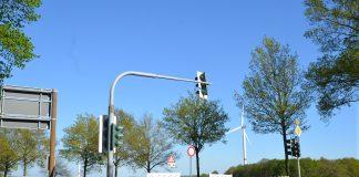 Windrad Halter B58