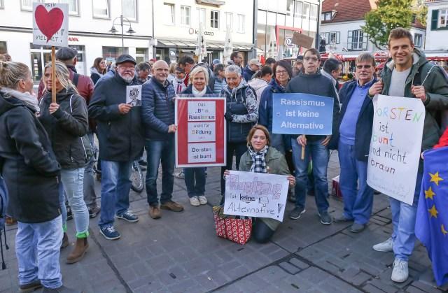 Jennifer Schug gegen AfD Dorsten