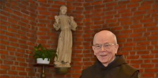 Pater Arnold Dorsten Franziskaner