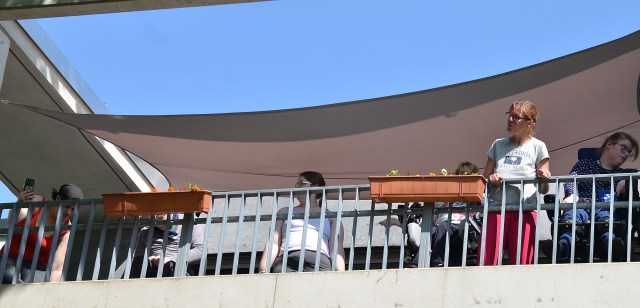 Balkonparty Corona