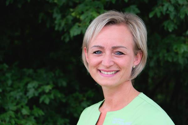 Steffanie van Hall - Stellvertretende Pflegedienstleitung