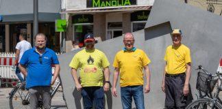 FDP Dorsten Denkmalpflege in der Innenstadt 2020