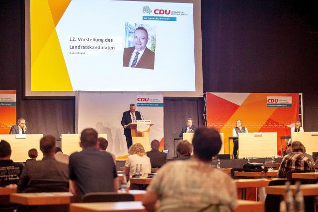 CDU Dorsten Kommunalwahl 2020