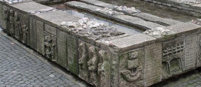 Tisa-Brunnen Dorsten