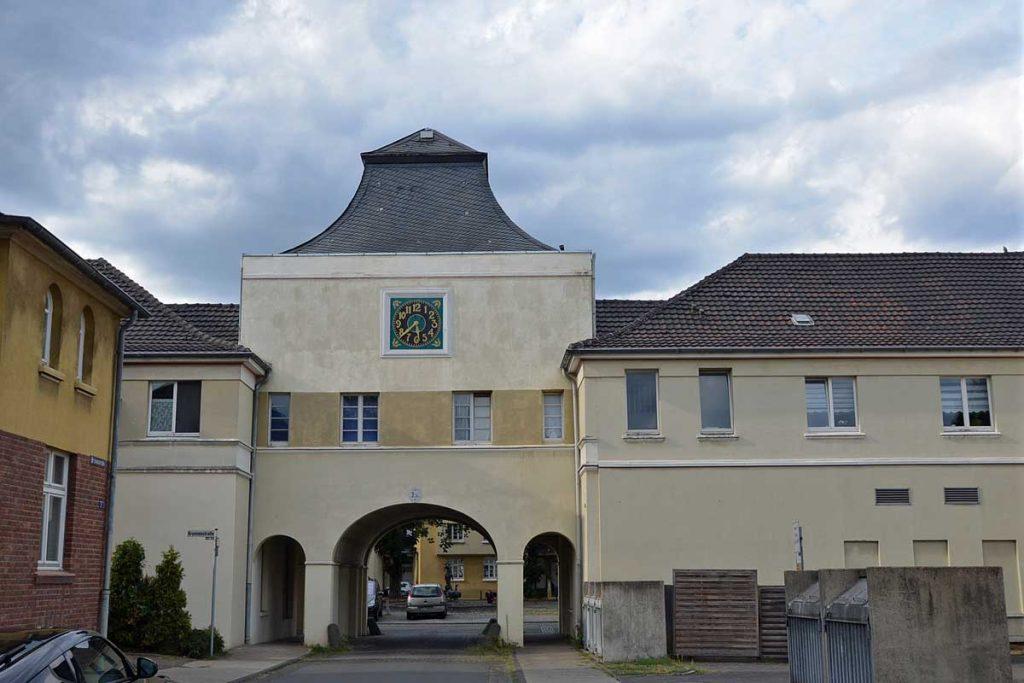 Froschbrunnen-Platz-Dorsten-Hervest