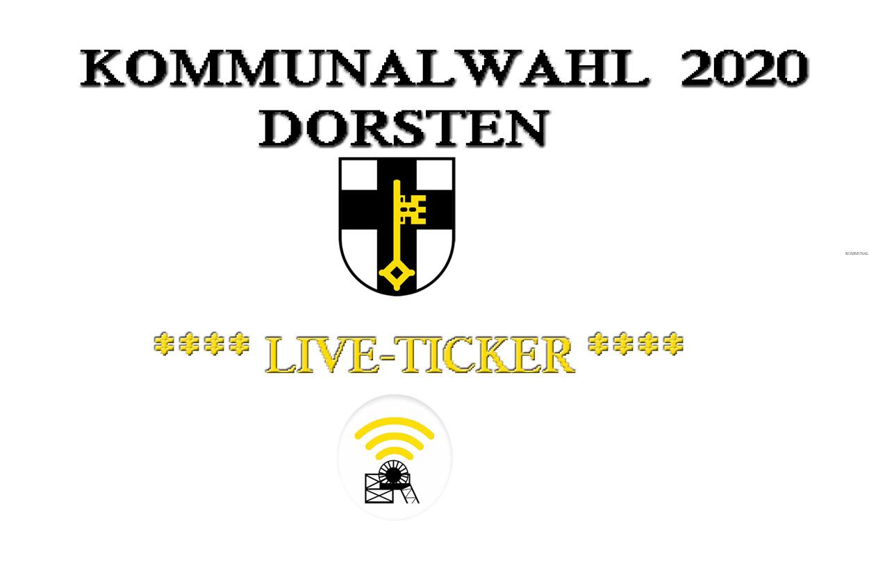 Live Ticker Kommunalwahl