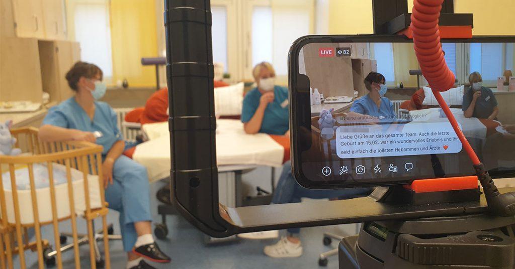 Hebammen Krankenhaus Dorsten